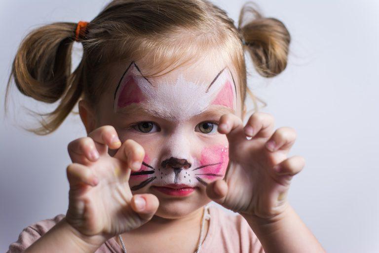 bébé chat enfant maquillage enfant amuz