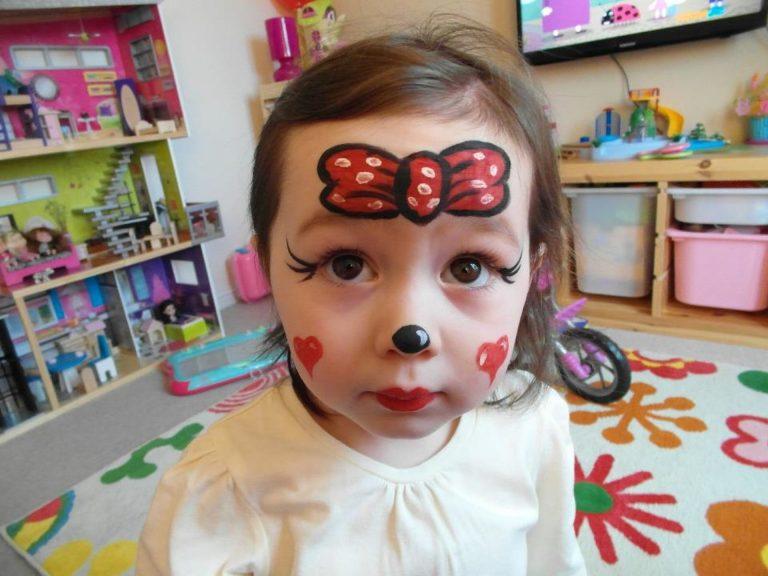 bébé chat enfant maquillage enfant amuz5