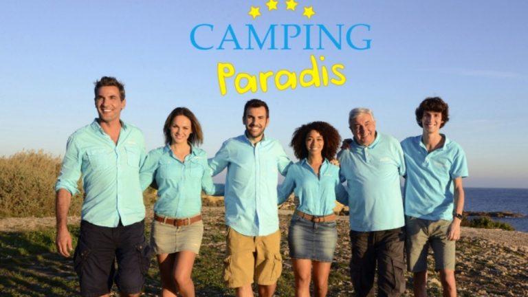 tournage camping
