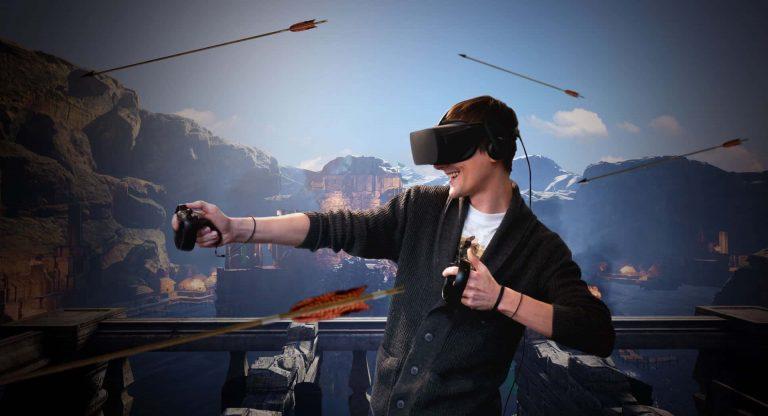 vr médiéval amuz réalite virtuelle animation enfants ados adultes